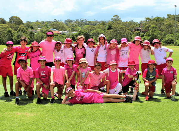 Pink Stumps Day at North Ryde RSL Oval | THE WEEKLY TIMES